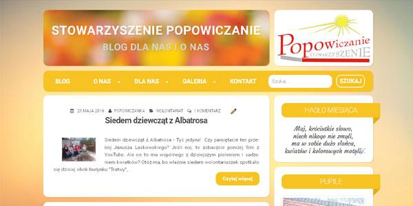 Blog Popowiczanie