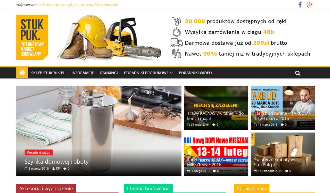 Blog StukPuk.pl
