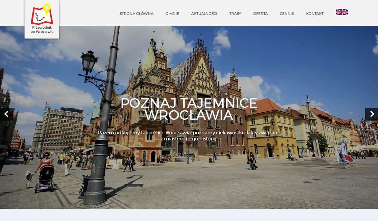 Przewodnik po Wrocławiu