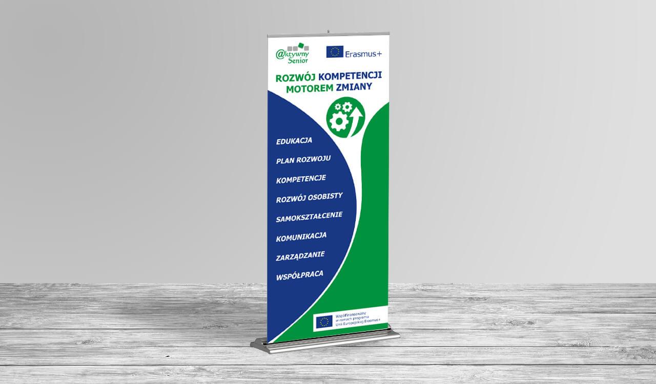 Rollup - Projekt Erasmus+