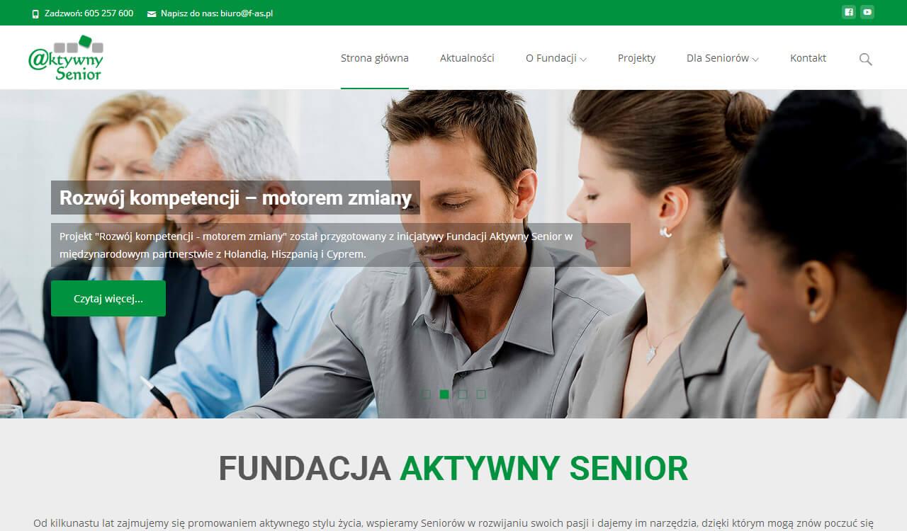 Fundacja Aktywny Senior