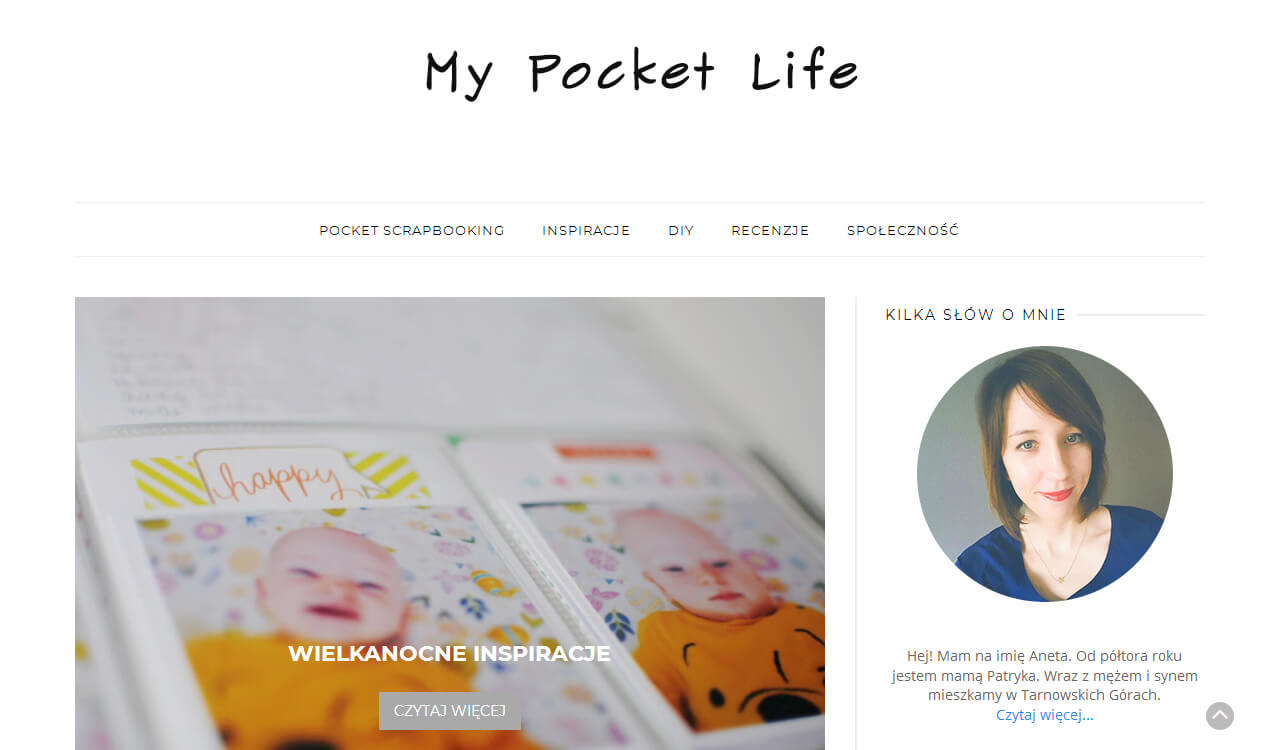 Blog My Pocket Life