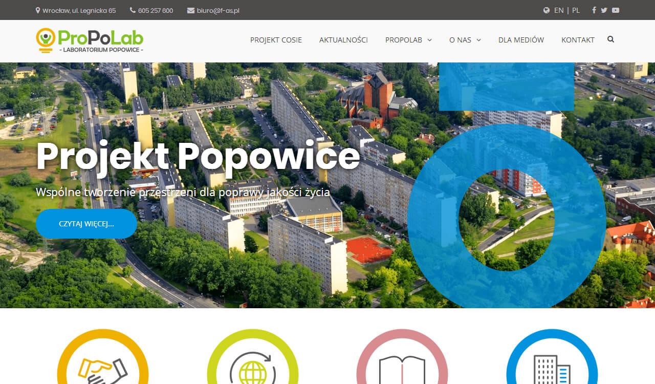 Projekt Laboratorium Popowice - ProPoLab